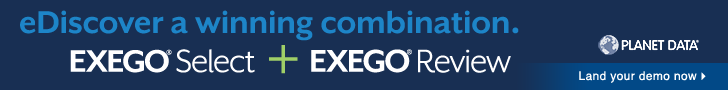 Exego Select and Exego Review equal a winning combination